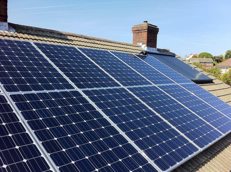 Moduli fotovoltaici monocristallini