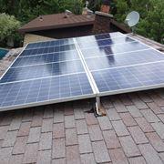 Produzione fotovoltaica domestica