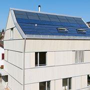 Sistema fotovoltaico sul tetto