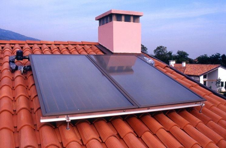 Pannello fotovoltaico domestico