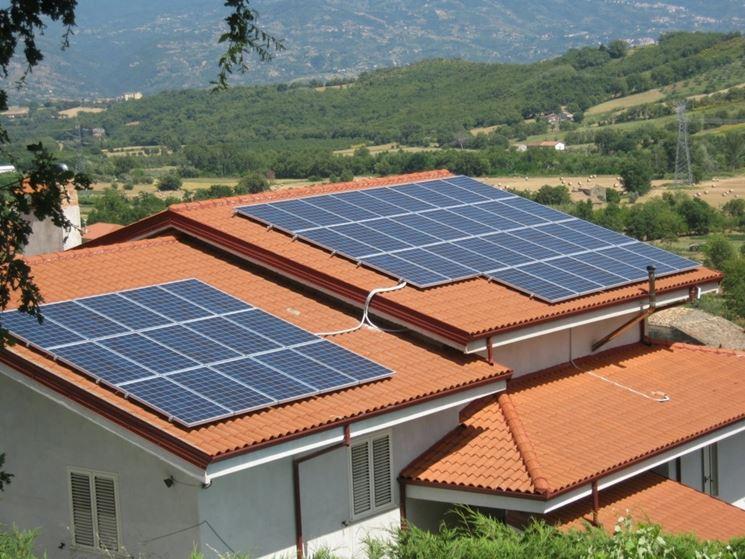 Fotovoltaico su tetto da rinforzare
