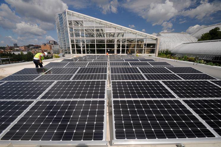 Installazione pannelli fotovoltaici