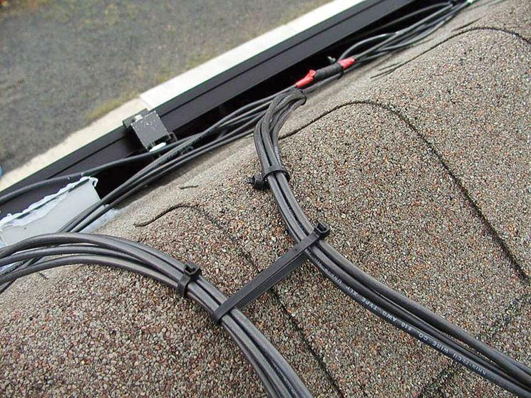 Esempio cavi fotovoltaici