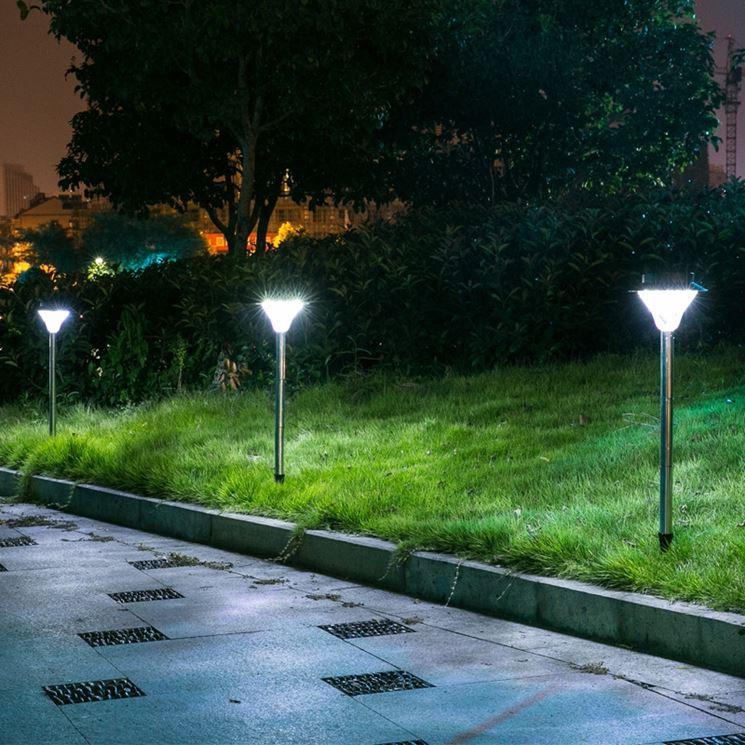 Lampioncini solari