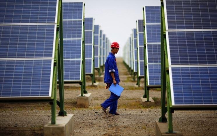 pannelli fotovoltaici cinesi