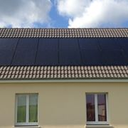 Pannelli fotovoltaici integrati