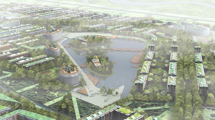 La città ecosostenibile di Dongtan