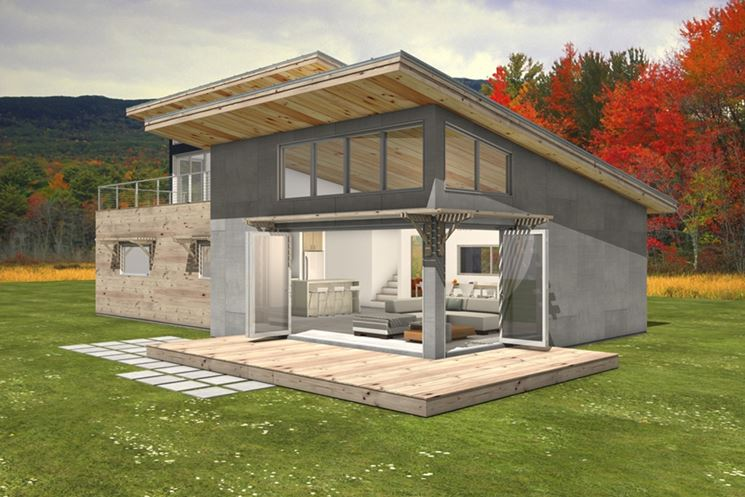 edificio ad elevata efficienza energetica