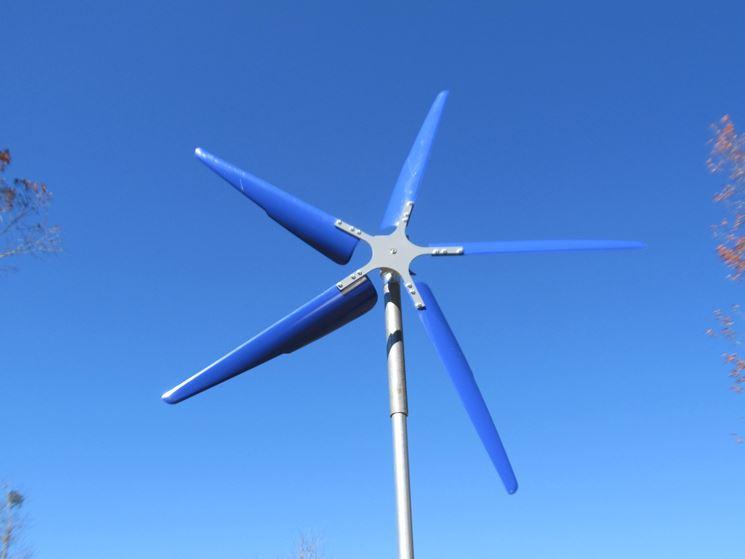 Turbina eolica fai da te