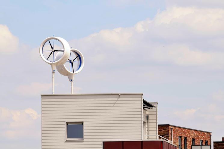 turbine mini-eolico per edifici