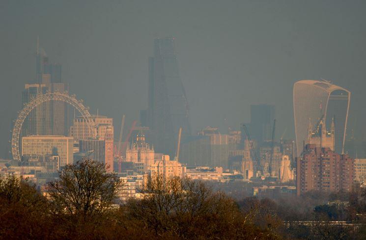 Smog a Londra