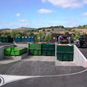 Container per smaltimento rifiuti