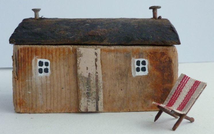 Casa cartone