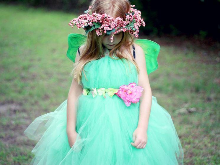 Un costume da fata