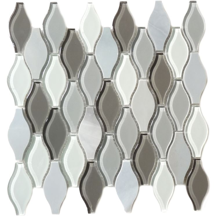 Tessere per mosaico a losanga