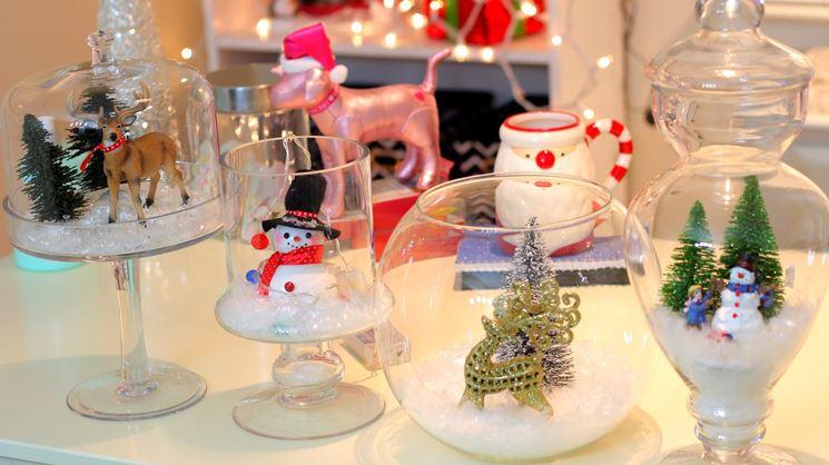 Centro tavola natalizi da regalare