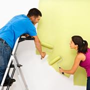 Affresco pitturare casa tecniche per affrescare pareti - Tinteggiare casa tecniche ...