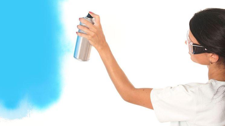 Vernice spray per dipingere