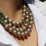 collana con perline fai da te