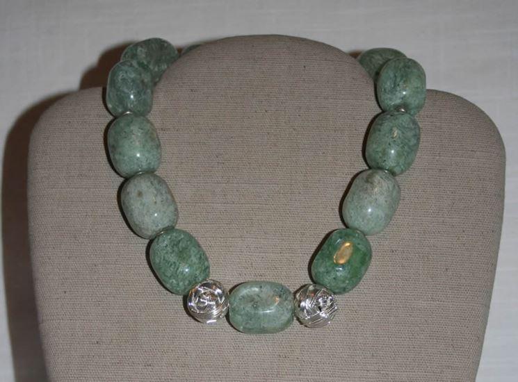 Pietre dure gioielli fai da te pietra gioielli for Orecchini con pietre dure fai da te