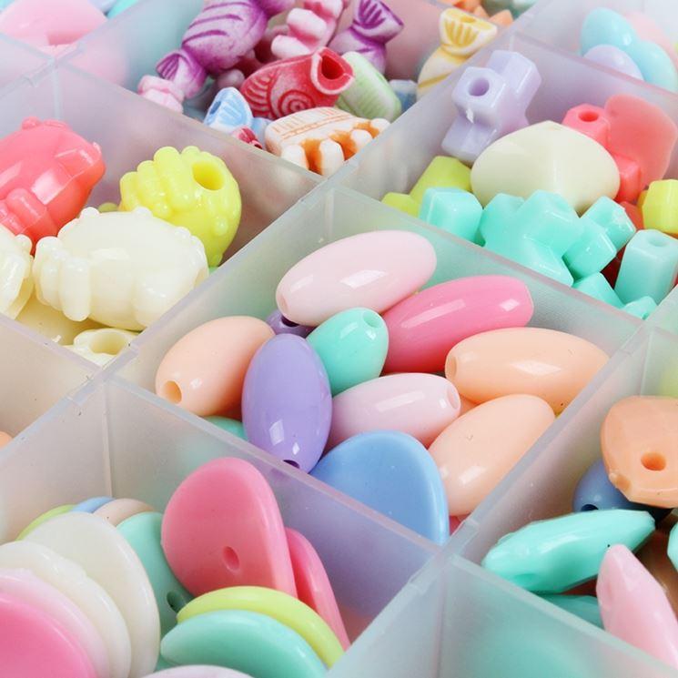 perline per bigiotteria