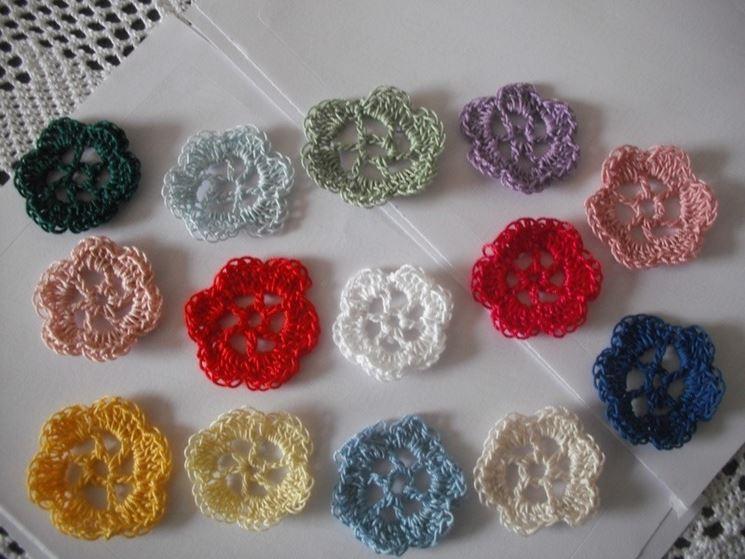 Uncinetto creativo: Come confezionare un gioiello alluncinetto ...