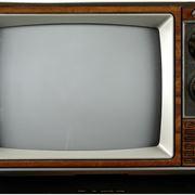 Un televisore d'epoca