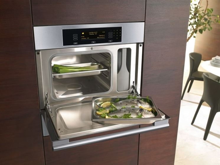 Forni a vapore gli elettrodomestici i vantaggi dei forni a vapore - Forno con cottura a vapore ...