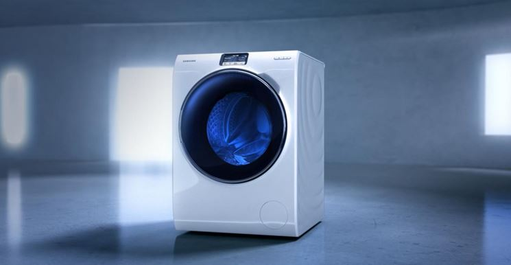 lavatrice moderna