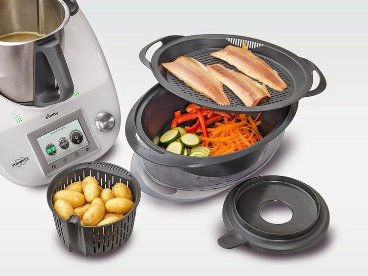 Moderno robot da cucina
