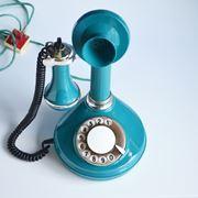 Modello telefono vintage