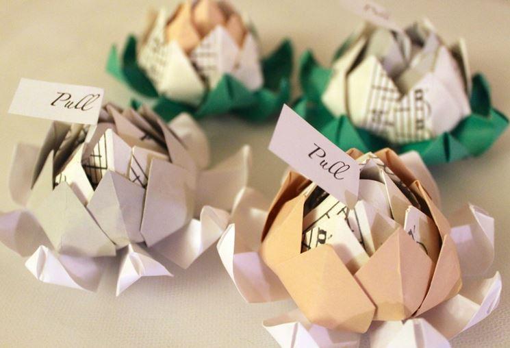 Bomboniere Matrimonio Origami.Bomboniere Fai Da Te Il Decoupage Regali Nozze