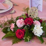 Composizioni di fiori per centrotavola