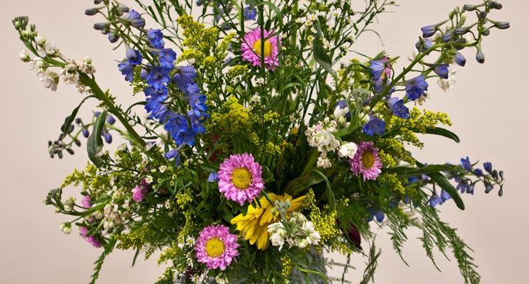 Composizioni di fiori per vasi