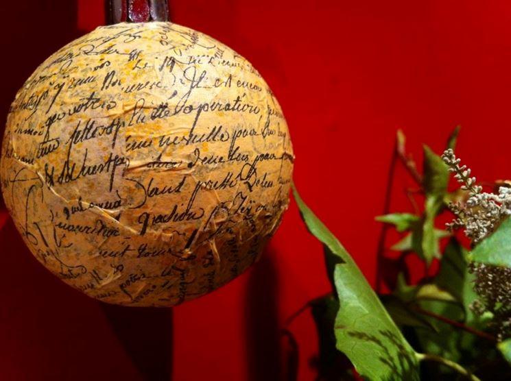 Decorazioni di natale fai da te il decoupage - Decorazioni natalizie legno fai da te ...
