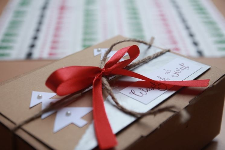 Decorazioni di natale fai da te il decoupage - Pacchetti natalizi fai da te ...