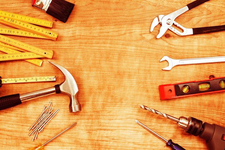 Attrezzi lavorazione legno