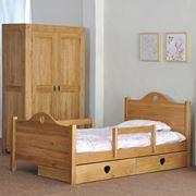 Camera letto frassino