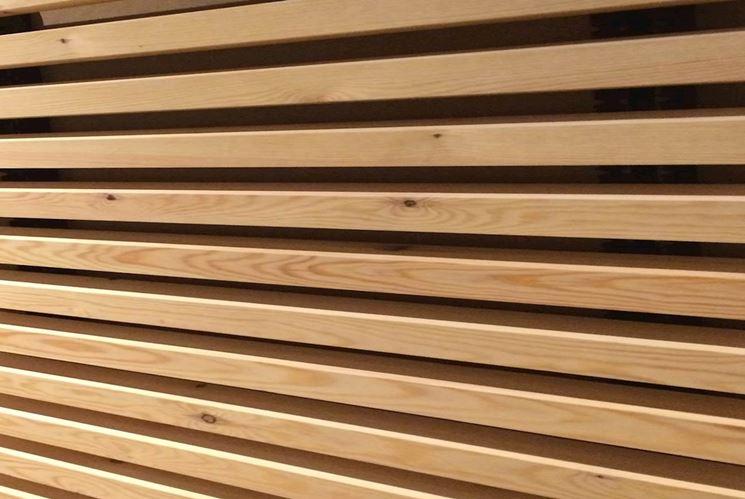 Struttura in legno lamellare