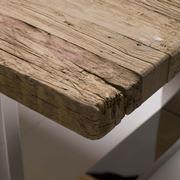 tavolo in legno riciclato
