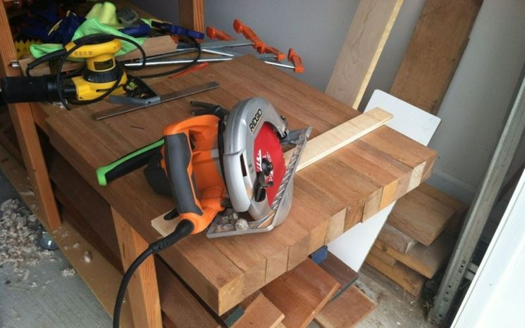 Piallatrice per levigatura legno