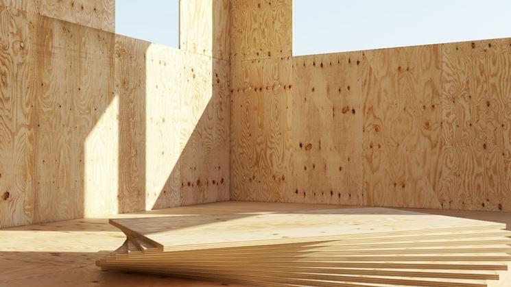 Pannelli compensato - Lavorare il legno - Pannelli in compensato