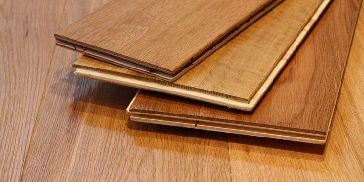 Tavole in legno composito