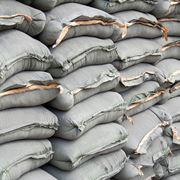 Sacchi di cemento di loppa