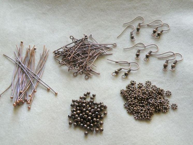 Materiale bigiotteria