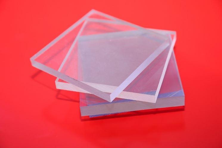 Lastradi policarbonato trasparente