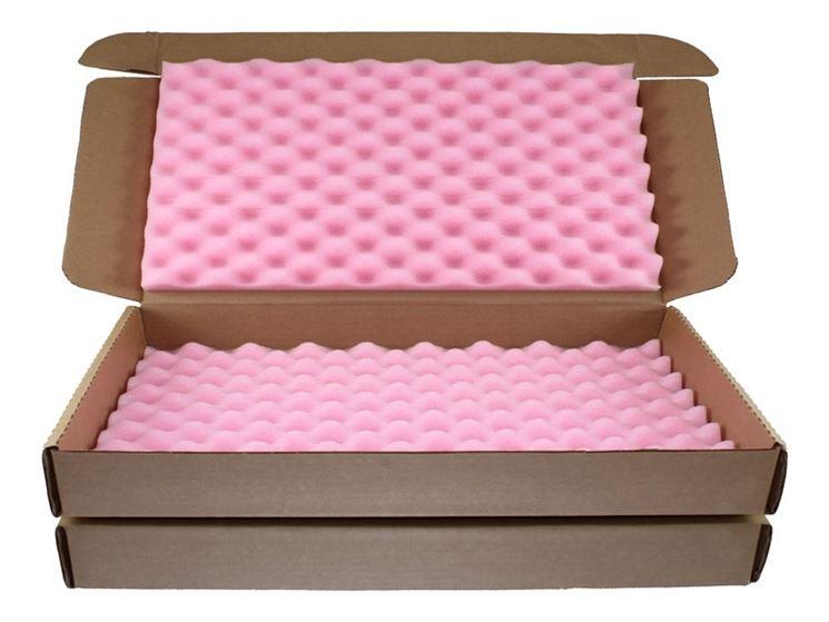Imballaggio in poliuretano espanso
