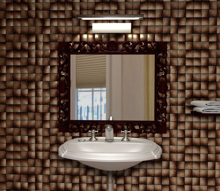 Rivestimenti ceramici a mosaico