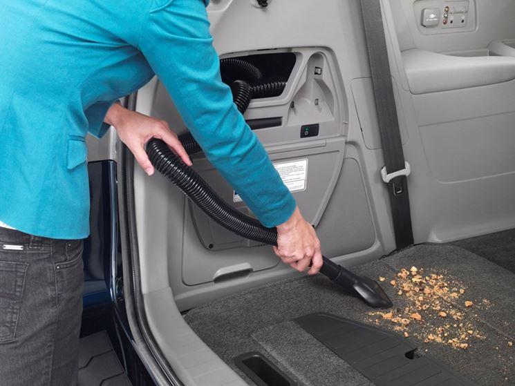Aspirapolvere da auto