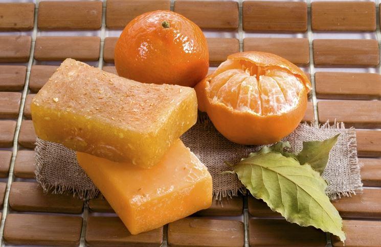 Sapone artigianale al mandarino